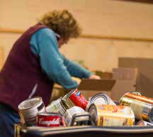 Food Pantry Volunteer