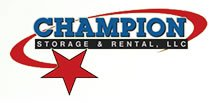 Champion Storage Rental LLC